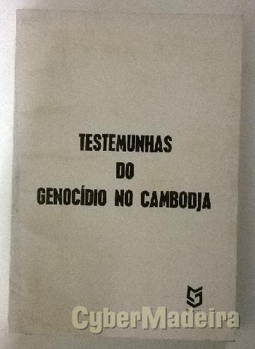 Testemunhas do genocídio no cambodja