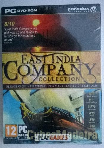 Jogo para pc east india company collection