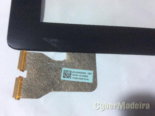 Vidro tátil   touch screen asus memopad FHD10 ME302 , 5425N  FPC-1Asus