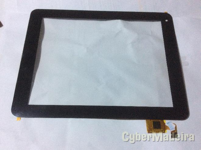 Vidro tátil   touch screen ntech alexis 8 RX4DC-2 Outras