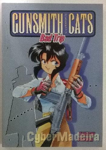 Manga gunsmith cats - bad trip