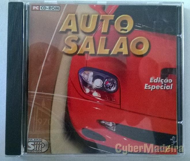 Cd-rom auto salão 1998