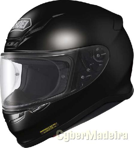Shoei Capacete Shoei NXR Black