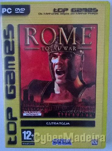 Jogo para pc rome: total war