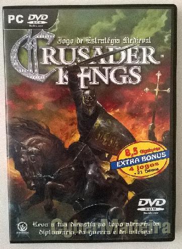 Jogo para pc crusader kings