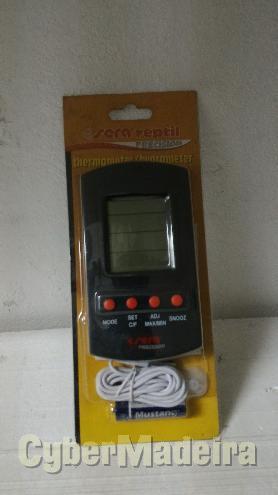 Termômetro E higrometro Outros