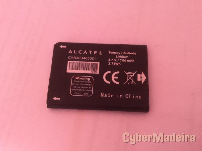 Bateria Alcatel CAB30B4000C1