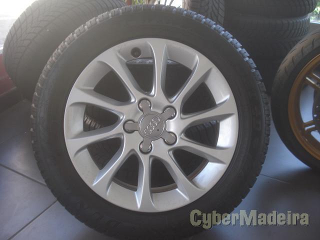 Jantes Audi 16  com pneus