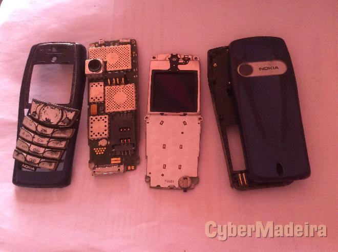 Nokia 6610 para pecas