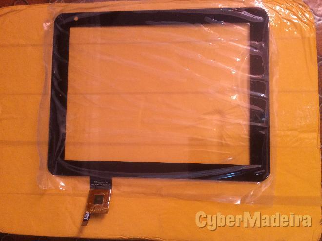 Vidro tátil   touch screen ACE-CG8.0B-206 Outras