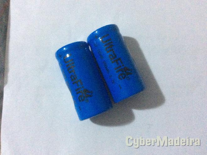 Bateria ultrafire 16340