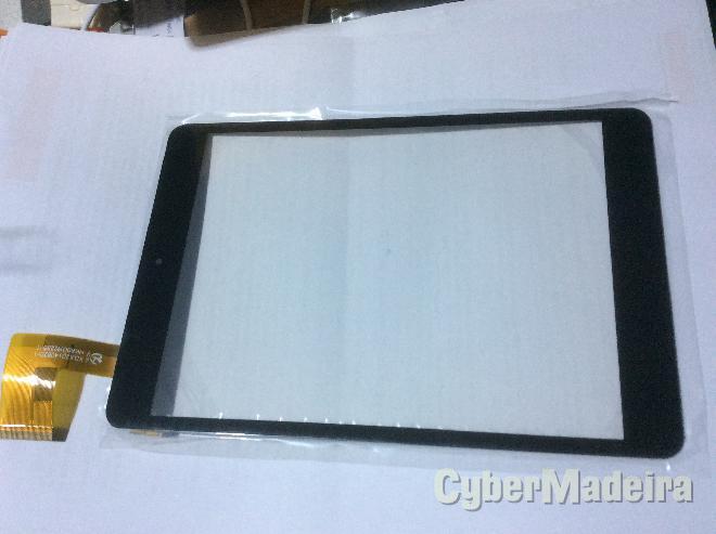 Vidro tátil   touch screen tablet XDX20140620-1  HK80DR2285-1 Outras