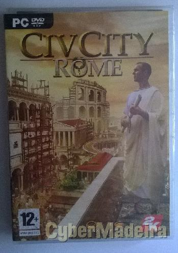 Jogo para pc civcity: rome
