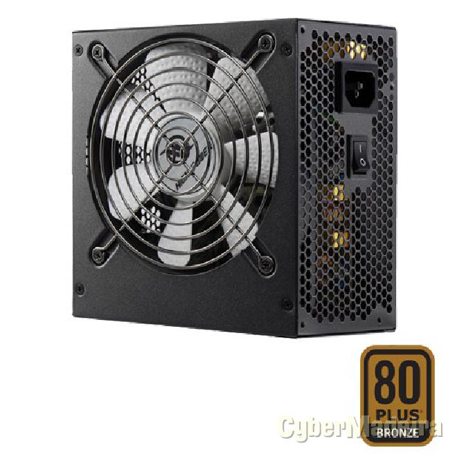 High power element-ii 500W 80PLUS bronze
