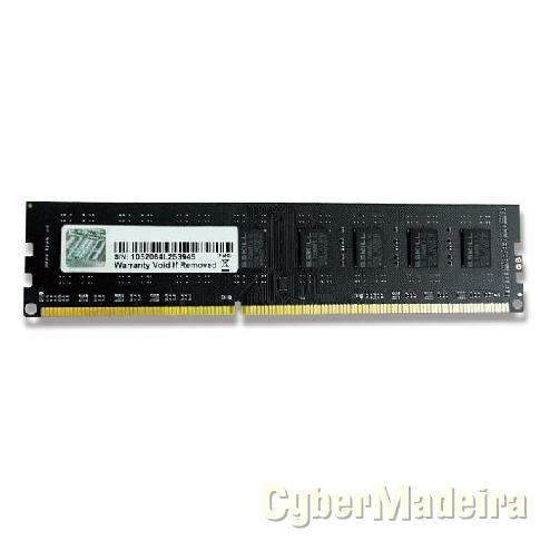 Gskill value series 4096MB DDR3 1600MHZ 1X240 dimm CL11 1.5V ? F3-1600C11S-4GNT