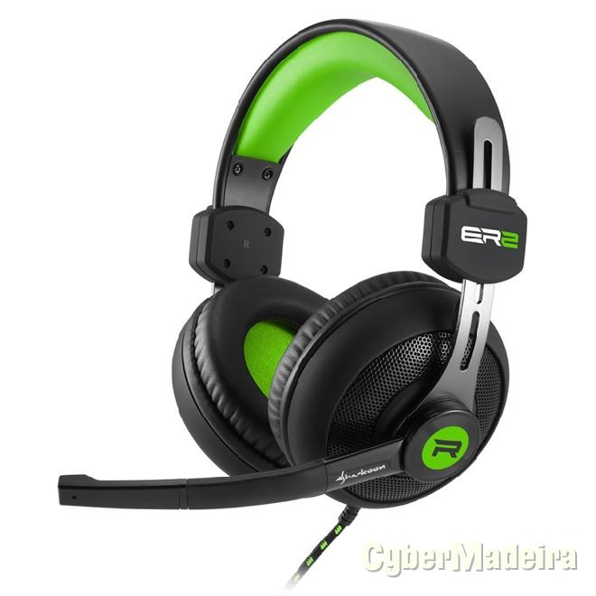 Sharkoon rush ER2 headset ? verde