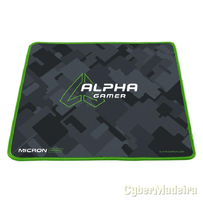 Alpha gamer micron gaming mousepad