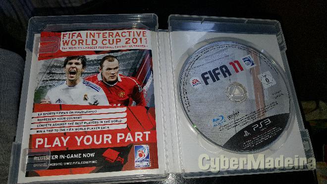 Fifa 11 PS3Desporto