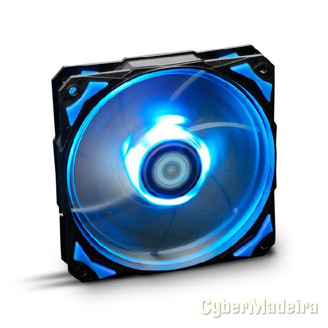 Cooler nox hummer h-fan 120 led blue ? NXHUMMERF120LB