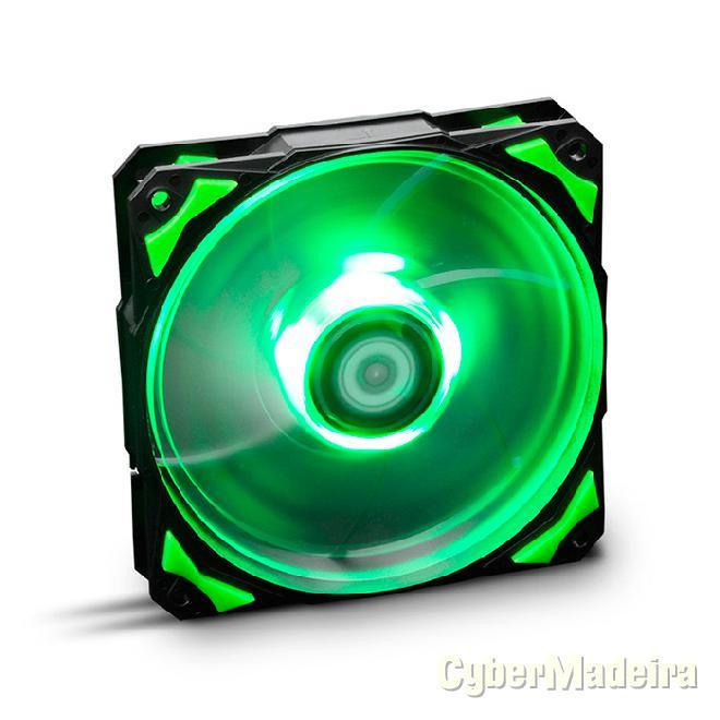 Cooler nox hummer h-fan 120 led green ? NXHUMMERF120LG