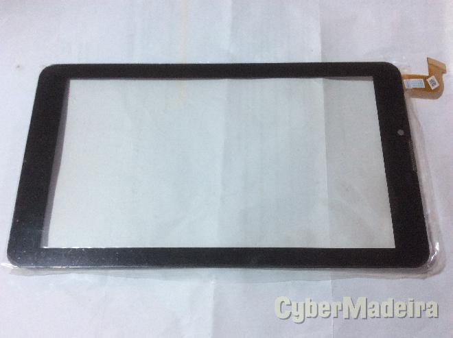 Vidro tátil   touch screen HC184104N1-FPC V1Outras