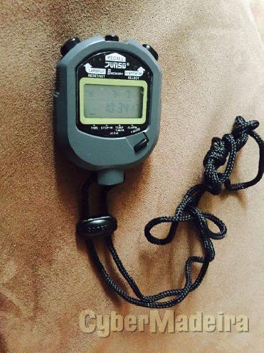 Cronômetro profissional junso