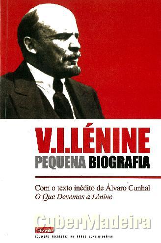 V.i. lénine - pequena biografia