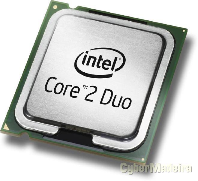 Intel core 2 duo E8400 6MB cache 3.00GHZ 1333 mhz fsb