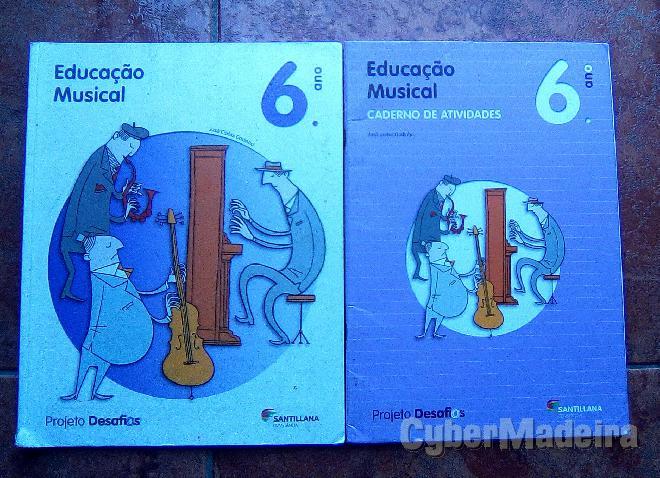 educação musical 6º Música