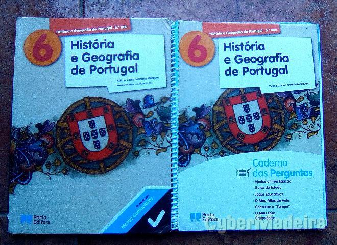 História e Geografia de Portugal6º História