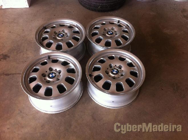 Jantes Bmw 16  sem pneus