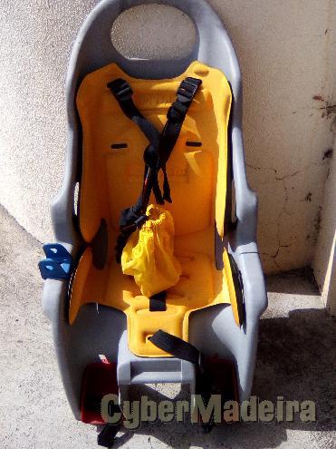 Assento de criança para bicicleta