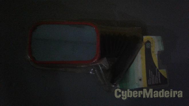 Espelho vermelho porsche 914