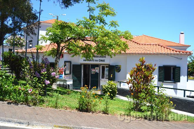 Junta de Freguesia de Porto da Cruz