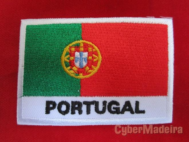 Bordado Bandeira Portugal