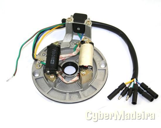 Eletrónico Pitbike 110-140CC
