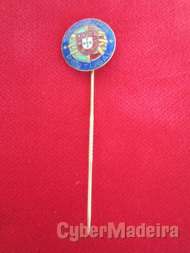 Emblema Lapela Pin Madeira