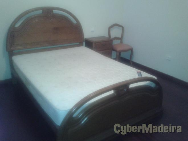 Dormitorio casal em cerjeira