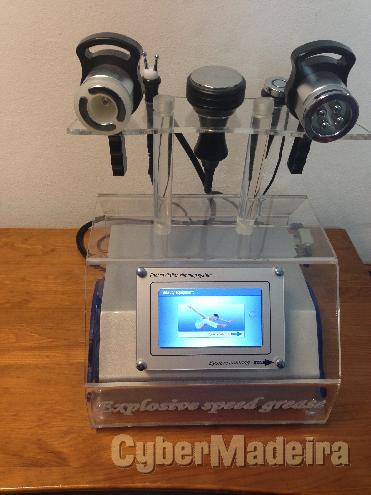 Máquina de cavitação - valor negociável