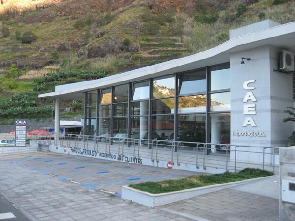 Caea importação lda Estrada Regional 104 Ponte Vermelha 9350 203 Portugal, Ilha da Madeira, Ribeira Brava, Ribeira Brava, Heredias,