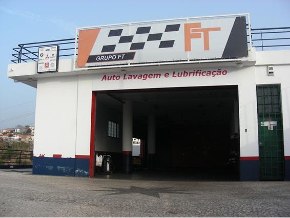 Auto Lavagem Grupo FT
