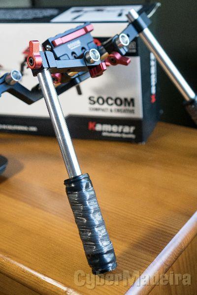 Rig de Ombro Socom - Kamerar