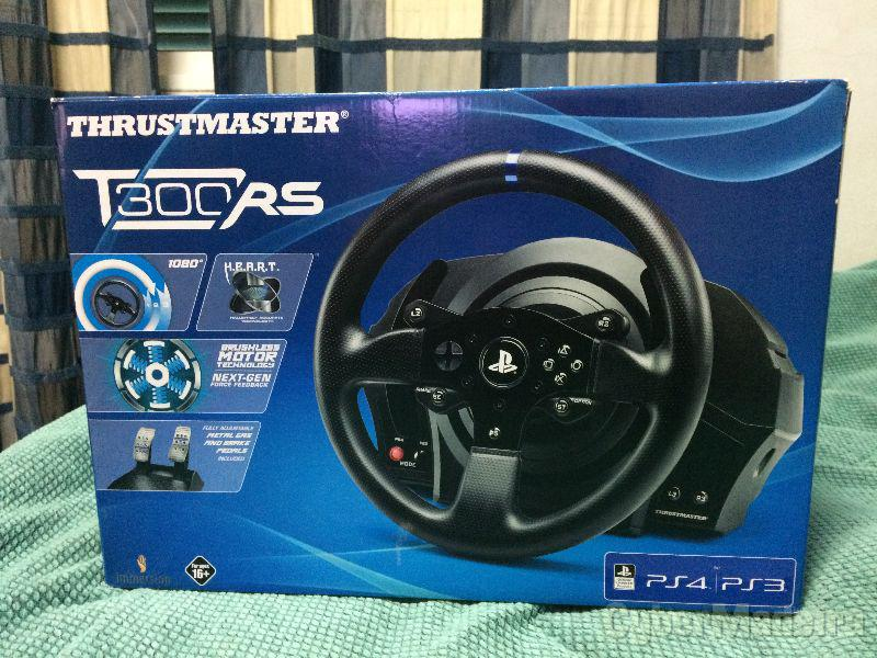 Thrustmaster 300 rs