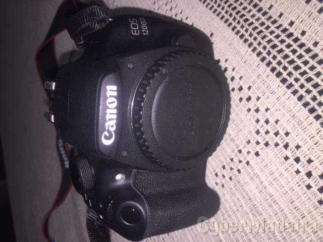 Canon 1200D - 2 lentes  18-55MM   50MM