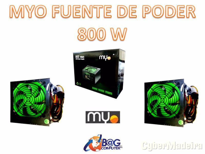 Fonte myo 800W