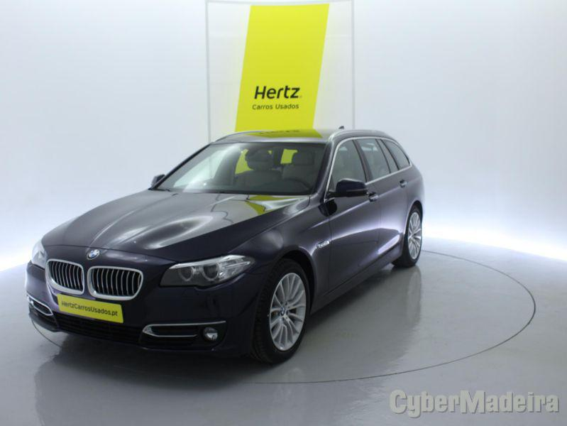 BMW Serie 5 520d TOURING LUXURY 2.0 Gasóleo