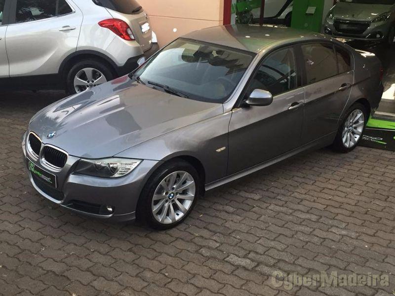 BMW Serie 3 320D Sedan Sport Gasóleo