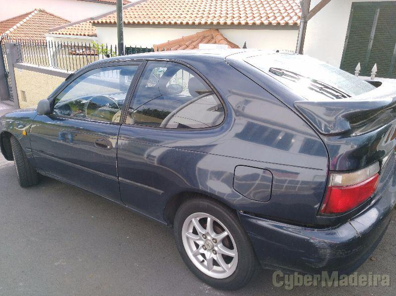 TOYOTA COROLLA 1996 Gasolina