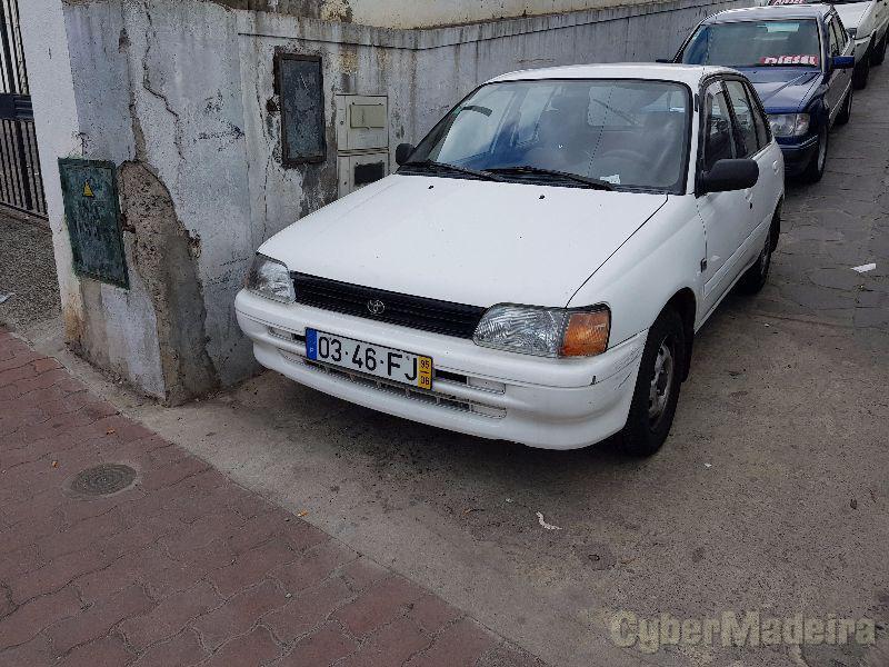 TOYOTA STARLET 1300 Gasolina