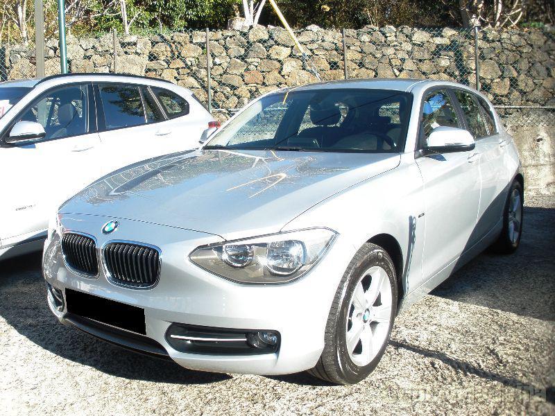 BMW Serie 1 Line Sport Gasóleo